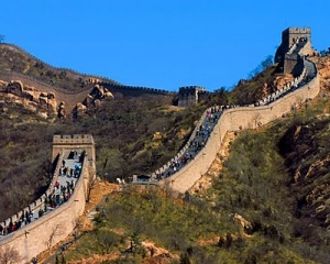 china great wall of china 10 Tembok yang Bersejarah di Dunia